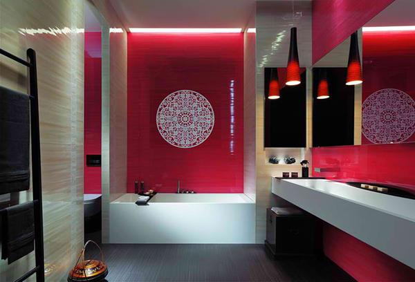 Hermosos diseños de baños con Azulejos 1