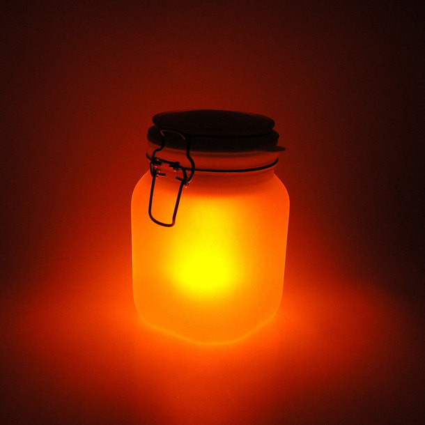 Iluminaci n original el tarro solar bonitadecoraci - Iluminacion original ...