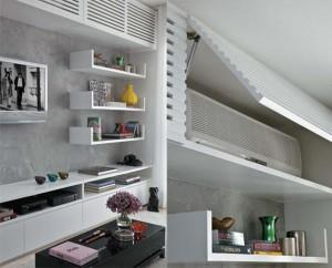 aire acondicionado armario
